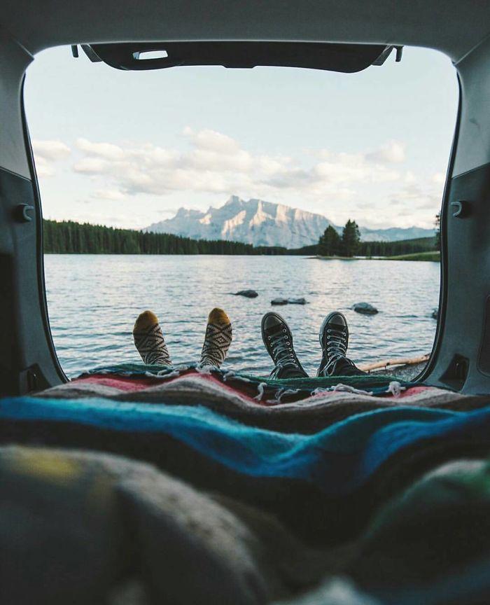 Nap By The Lake