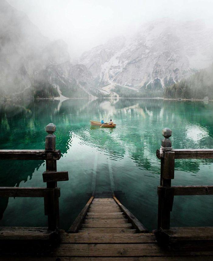 Far Over Through Misty Mountains Cold