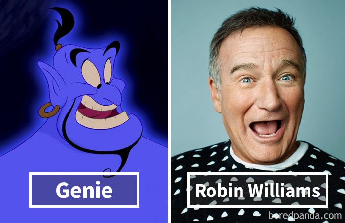 Cartoon Characters Voices : The faces behind famous cartoon characters bored panda
