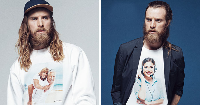 Adobe Has Just Launched A Clothing Line With The Worst Stock Photos