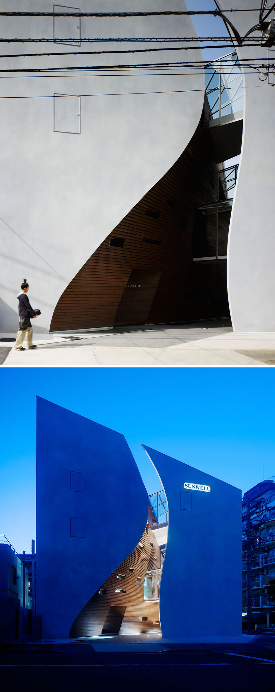 Sunwell Muse By Takato Tamagami And Be-fun Design, Tokyo, Japan