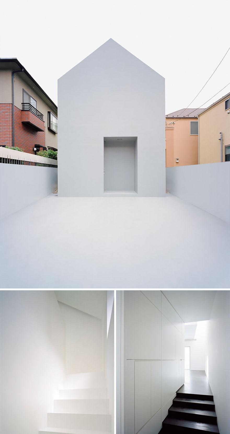 Ghost House, Tokyo, Japan