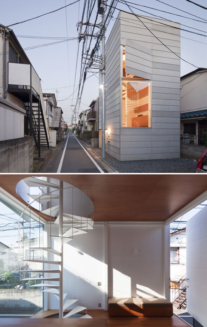 Small House Project In Tokyo