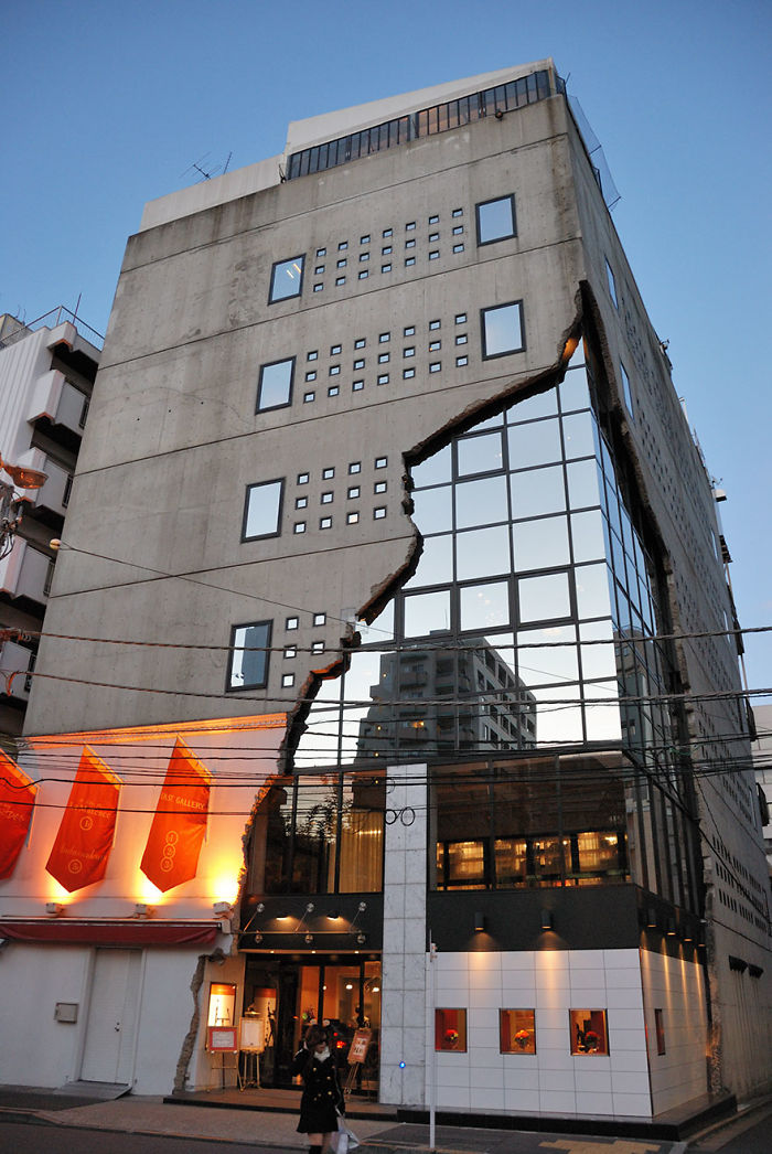 Ebisu East Gallery In Shibuya, Tokyo