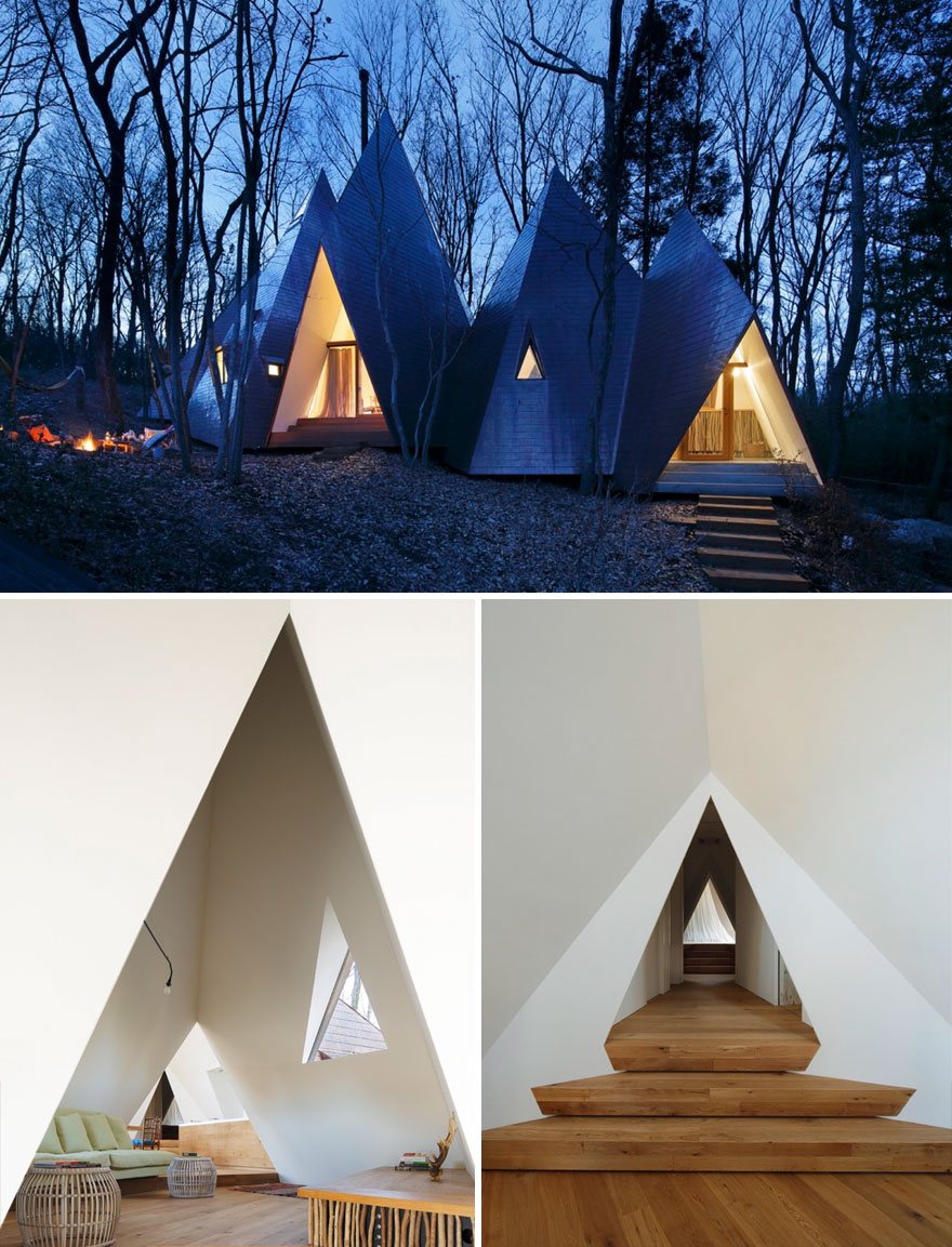 Nasu Teepee House In Nasu, Japan