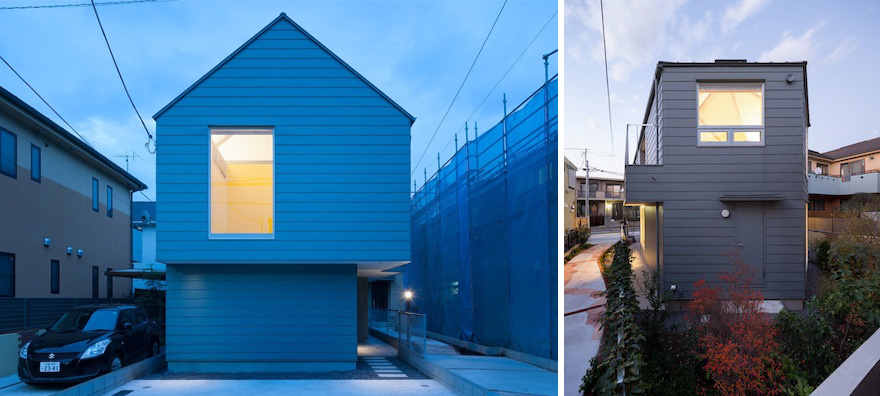 House In Tsurumaki, Tokyo