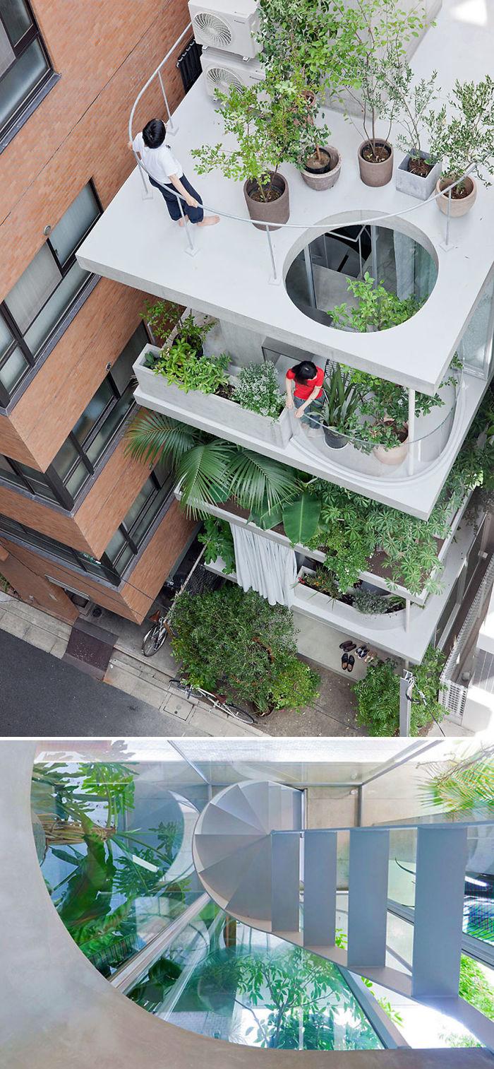 House & Garden, Tokyo
