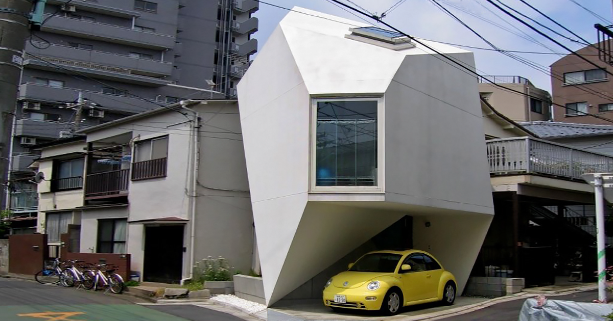 most amazing examples of modern japanese architecture bored panda