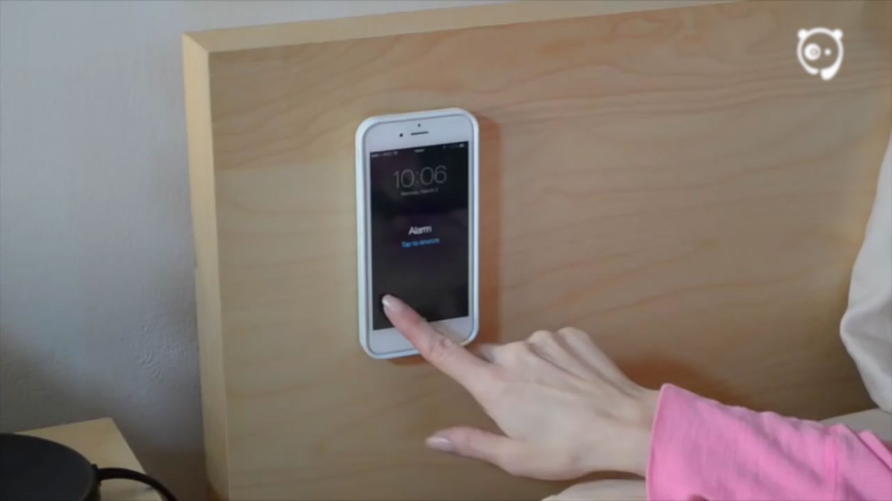 Anti-Gravity' Phone Case That Lets You Stick Your Phone To Almost