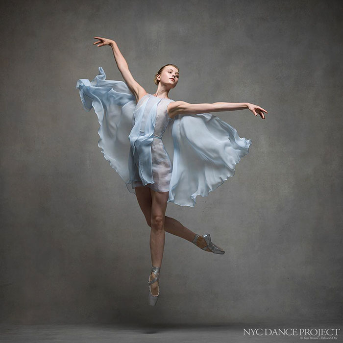 15 breathtaking photos of dancers in motion reveal the for Contemporary dance new york