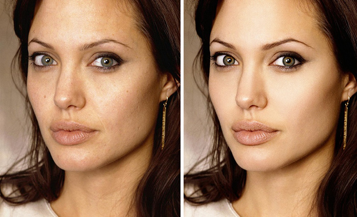 Celebrity Photos Before And After Photoshop - YouTube