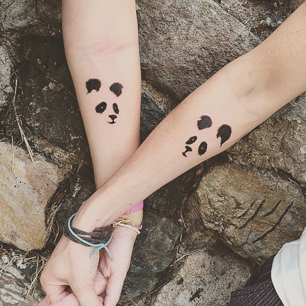 20+ Best Friend Tattoo Ideas To Show Your Squad Is The Best | Bored ...