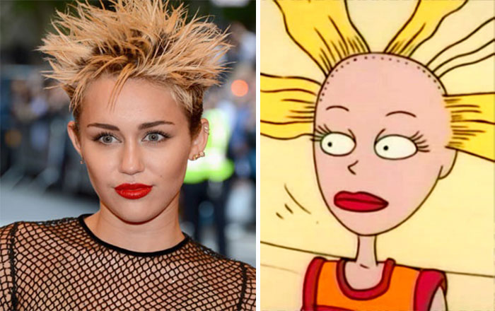 Cynthia From Rugrats