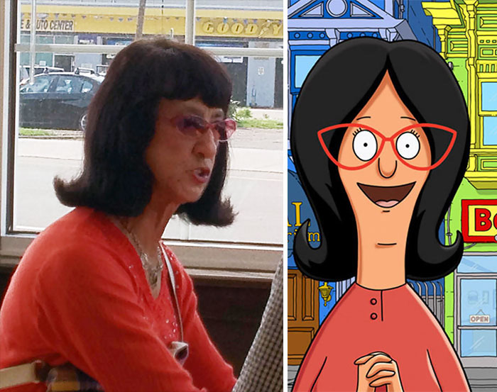 Linda Belcher From Bob\'s Burgers