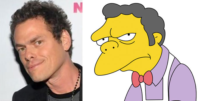 Moe From The Simpsons