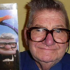 This Old Man Looks Like Carl From Up