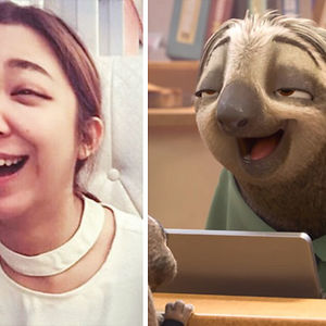This Asian Girl Looks Like Flash From Zootopia