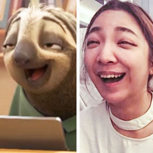 15+ People Who Look Exactly Like Cartoon Characters
