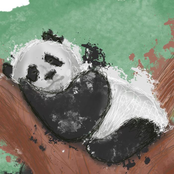 Artist Illustrates Endangered Animals To Encourage Protection