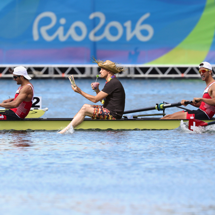The Hero Of The Rio Olympics