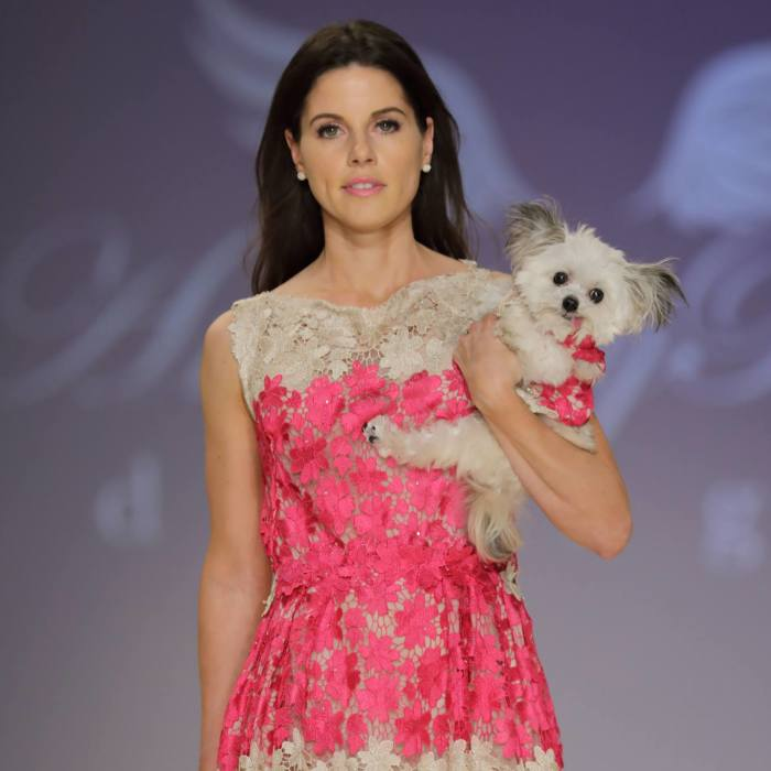 Dogs Take Over New York Fashion Week