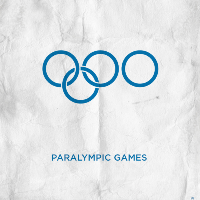 I Made Posters To Show My Support For Paralympic Athletes