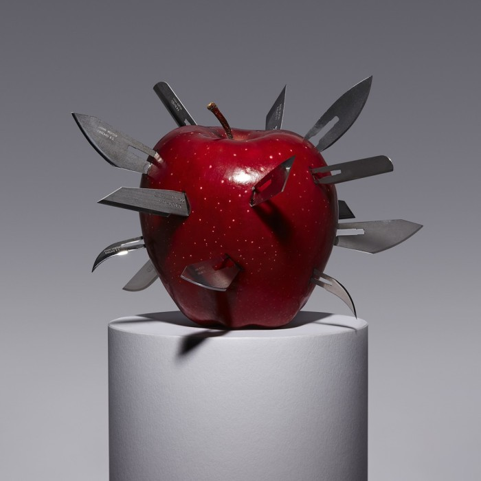 Forbidden Fruit – Crazy Food Artworks Kyle Bean & Aaron Tilley