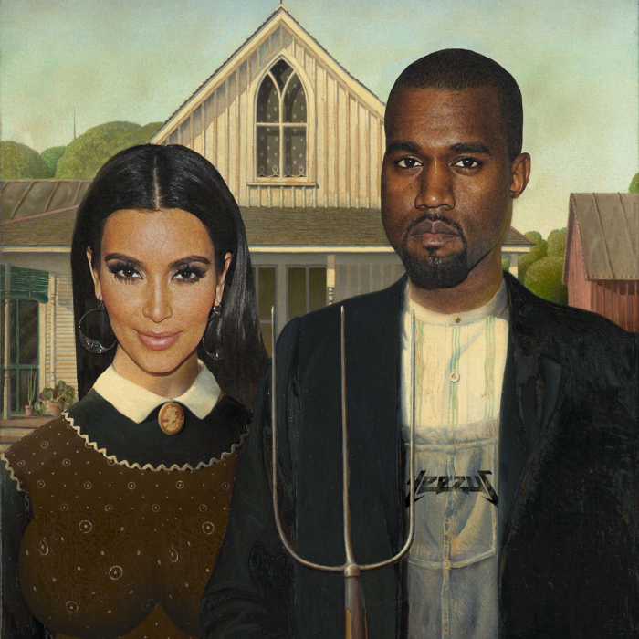What If Celebrities Appeared In Classical Paintings
