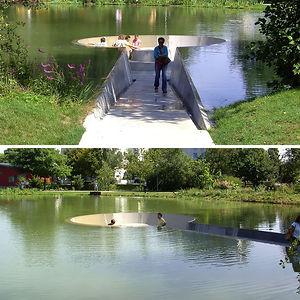 Park In Vöcklabruck, Austria