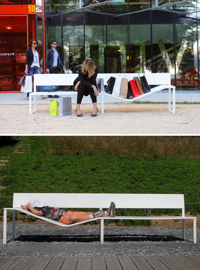 Soft Bench By Lucile Soufflet