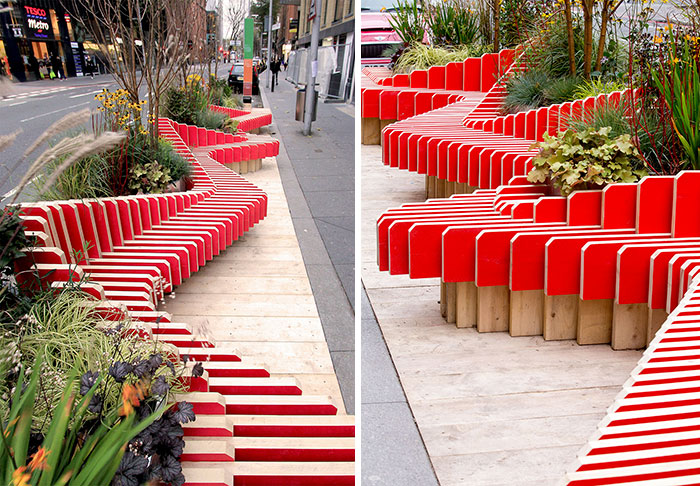 Portable Bench In London