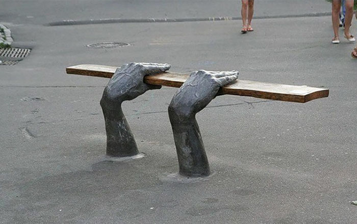 15+ Of The Most Creative Benches And Seats Ever