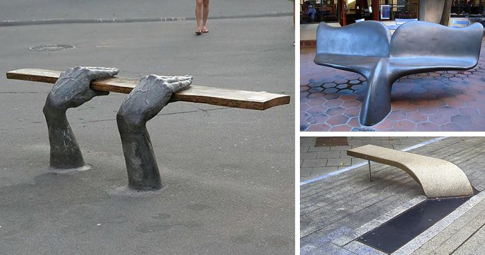 15 Of The Most Creative Benches And Seats Ever Bored Panda