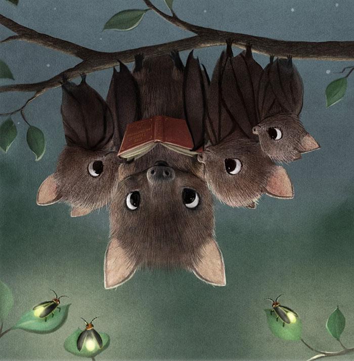 Cute Animal Illustration