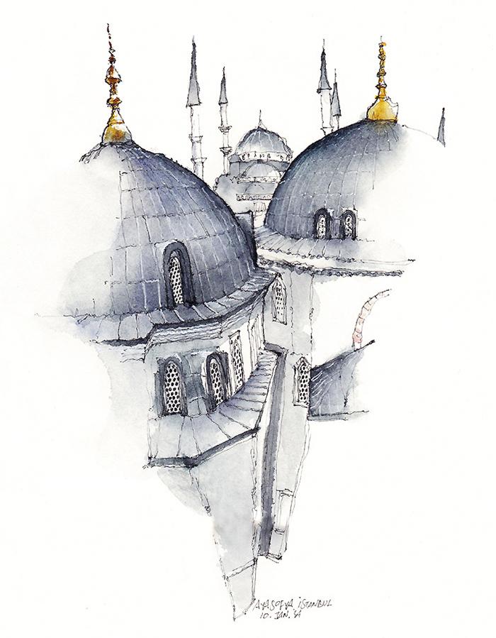 Ayasofia, Istanbul