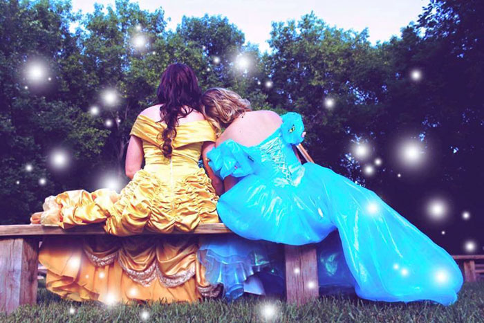fairytale-engagement-princess-gay-photoshoot-yalonda-kayla-solseng -11