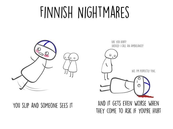 Finnish Nightmares