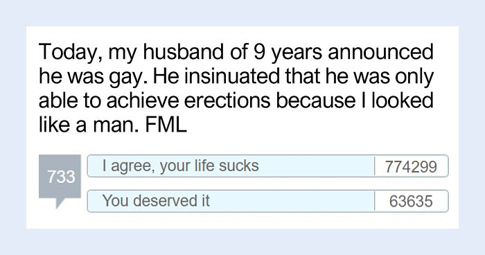 People Share Their Worst 'F*ck My Life' Moments And They're So Sad It's Funny