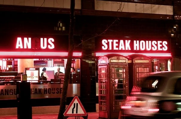 Angus Steak Houses