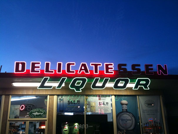 Delicatessen Liquor