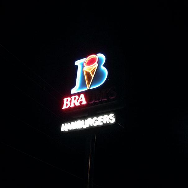 Braum's Hamburgers