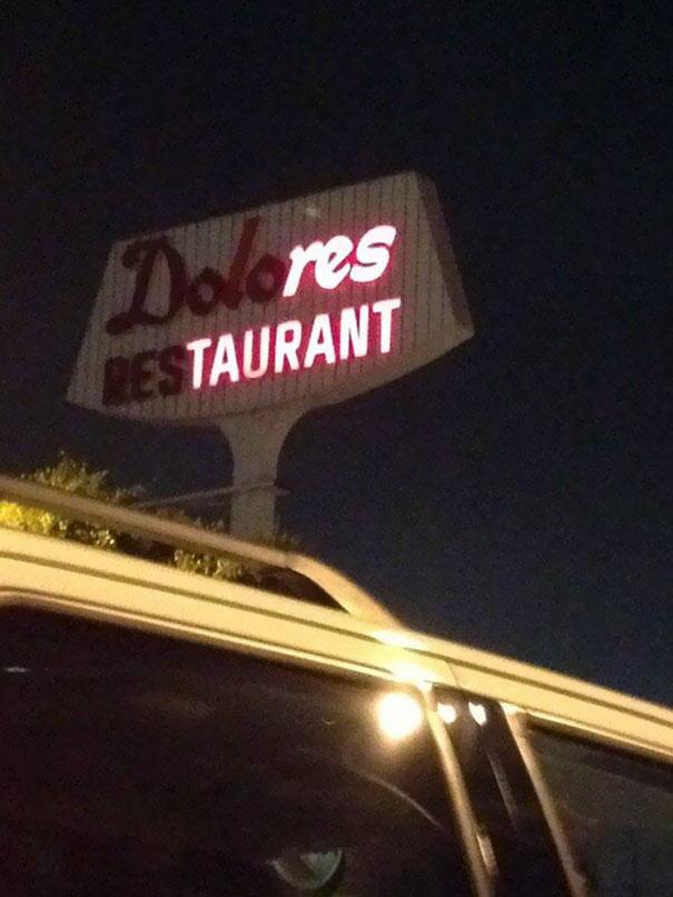 Dolores Restaurant