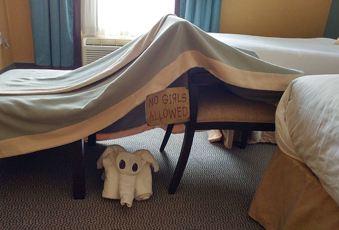 These Guys Trolled Hotel Staff With Ridiculous Room Requests, And Hotels Delivered