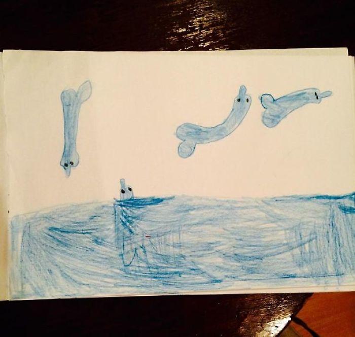 My Daughter's Dolphinarium