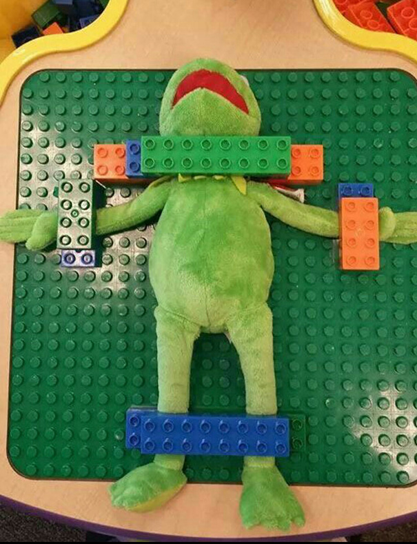 How To Dissect Kermit The Frog