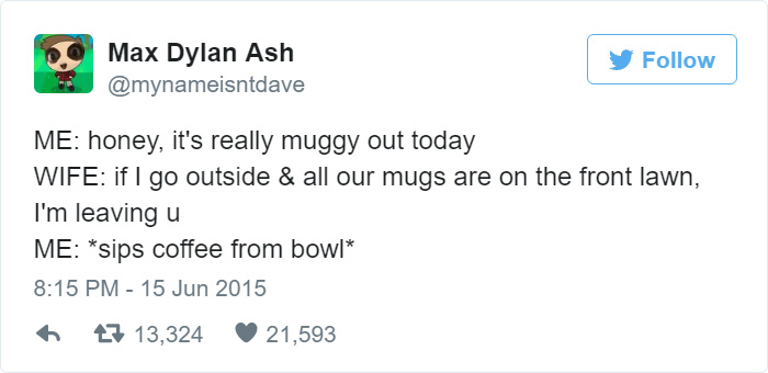 92 hilarious tweets about married life that perfectly sum up