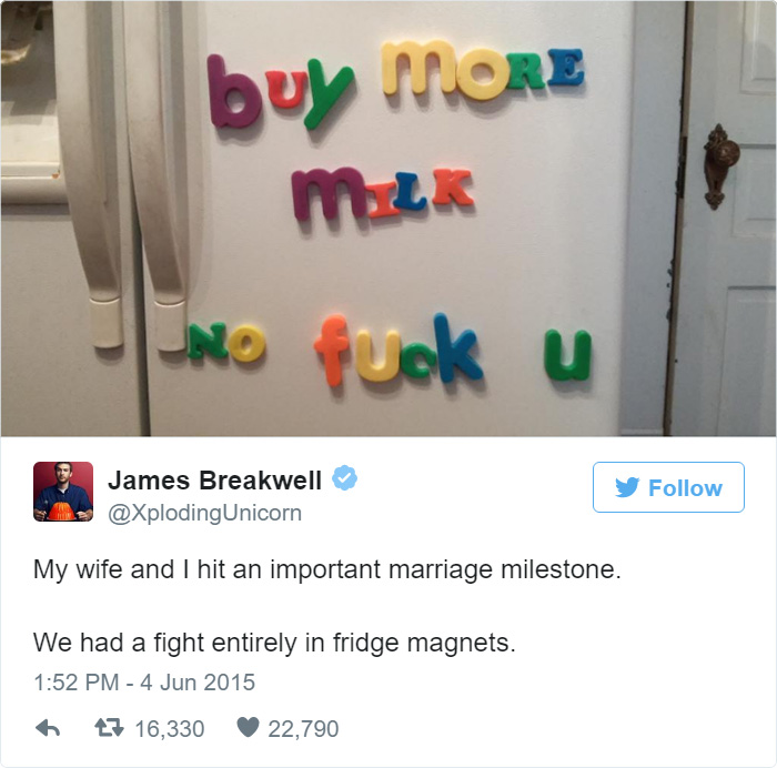 Hilarious Tweets About Married Life That Perfectly Sum Up - 22 pictures that perfectly sum up the struggle that is life