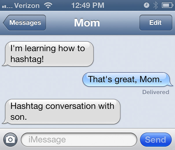 The Principles Of Hashtags