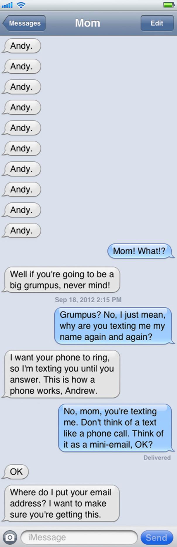 That's How Phones Work