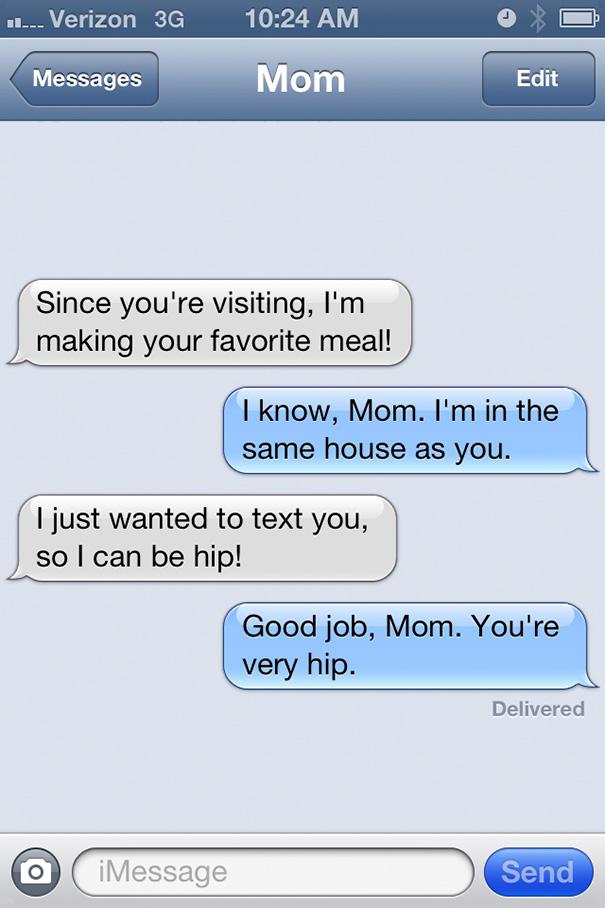 A Very Hip Mom